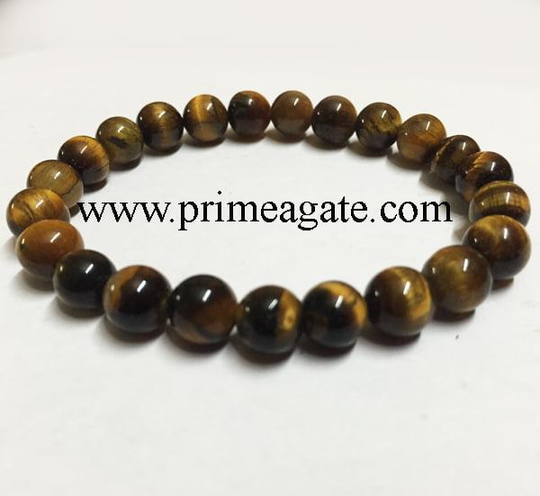tiger-eye-stretchable-bracelet