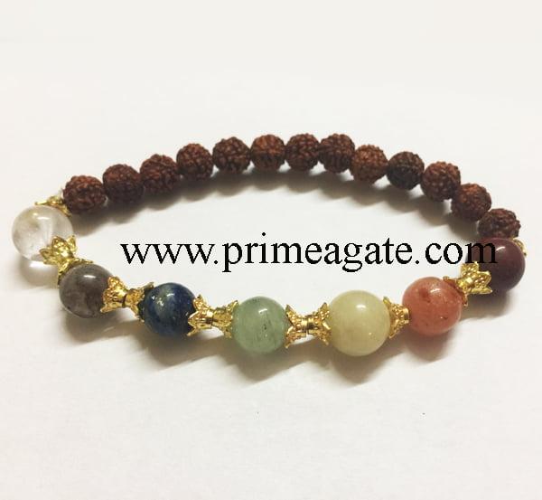 chakra-gold-plated-rudhraksh-bracelet