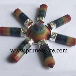 chakra-stones-bonded-pencil-energy-generator-with-chakra-antenna