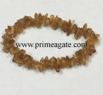 citrine-chips-stretchable-bracelet