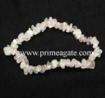 rose-quartz-chips-stretchable-bracelet