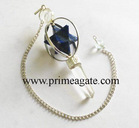 lapis-lazuli-3pc-merkaba-star-pendulum-with-crystal-point