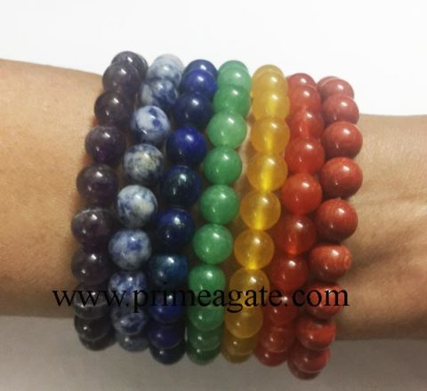 chakra-bracelet-set