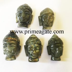 labradorite-buddha-head
