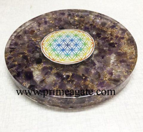 Orgone-Amethyst-Coaster