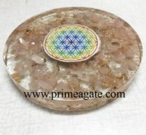 Orgone-Rose-Quartz-Chakra-Flower-Of-Life-Coaster