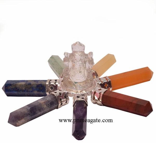 Chakra-Energy-Generator-With-Crystal-Quartz-ganesha