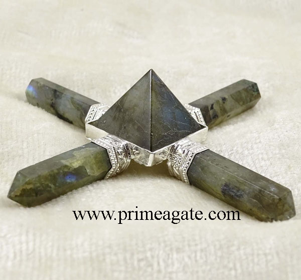 Labradorite-4Points-Energy-Generator