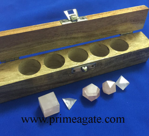 Rose-Quartz-5pc-Geometry-Set-With-Wooden-Box