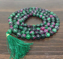 Ruby-Zoisite-108-Beads-JapMala