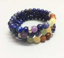 Lapis-Lazuli-Chakra-Bracelet