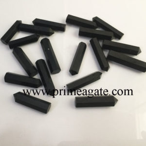 Black-Tourmaline-6-Faceted-Pencils