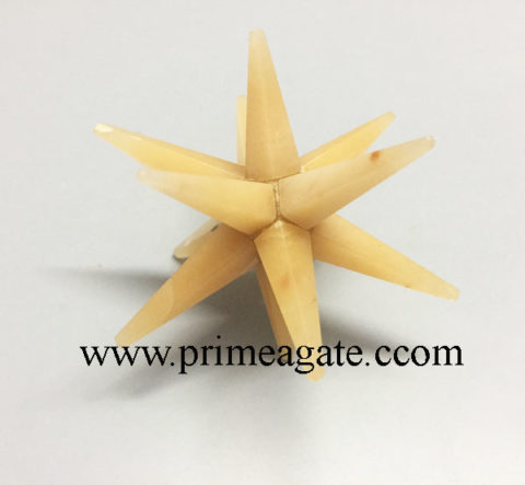 Yellow-Aventurine-12-Points-Star