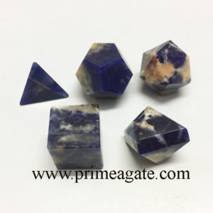 Sodalite-5pc-Geometry-Set