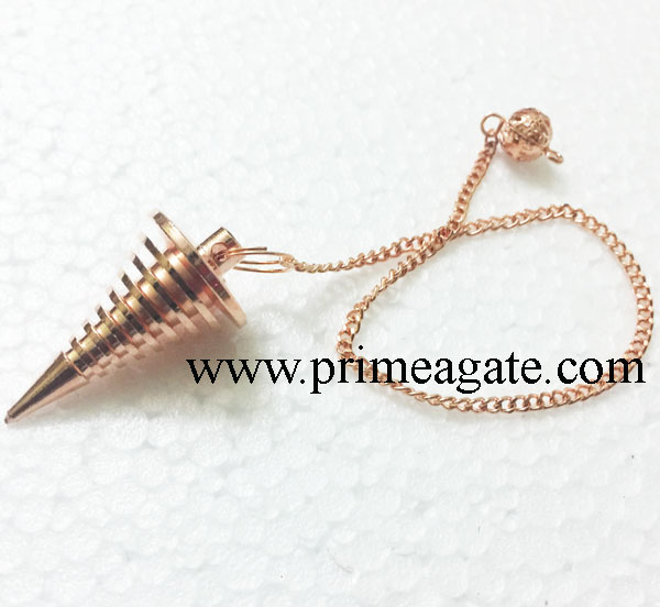 Copper-Coil-hard-Metal-Pendulum
