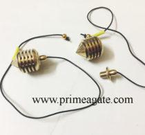 Golden-Verticl-Hard-Metal-Pendulum