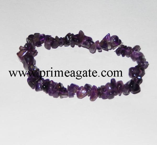 Amethyst-Chips-Bracelet