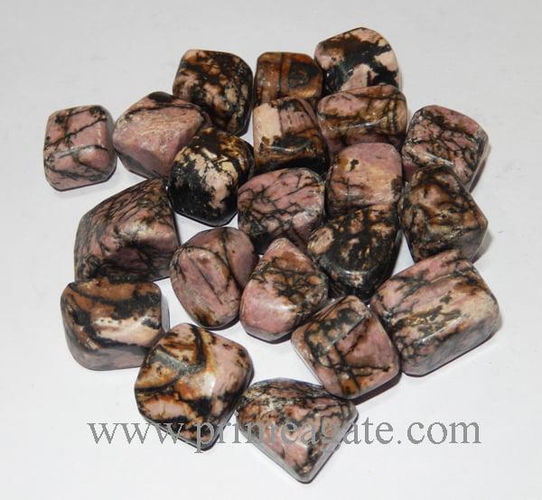 Rhodonite-Tumble-Stones