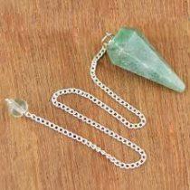 Green Jade Pendulum