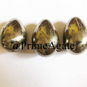Golden Pyrite Eggs
