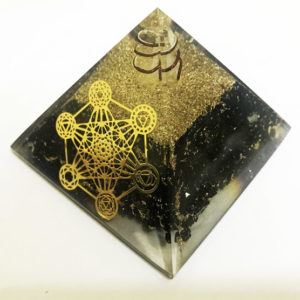 Black-Tourmaline-Metatron-Orgone-Pyramid-With-Crystal-Point