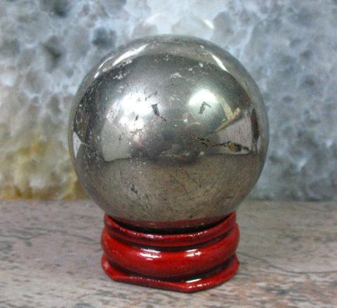 pyrite_sphere