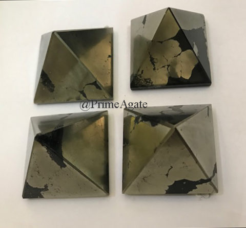Golden-Pyrite-Pyramids