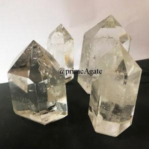 Crystal Quartz Natural Points